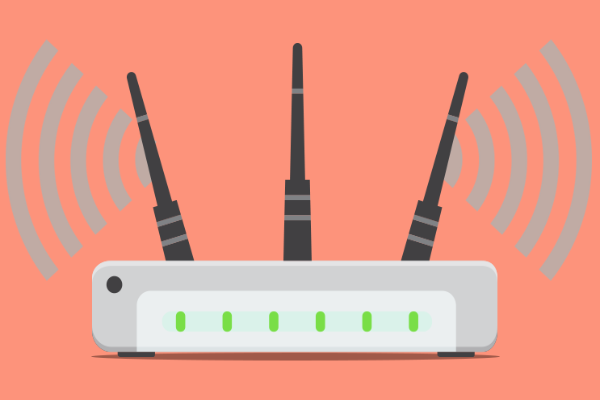 What home routers have a VPN server to connect us home?